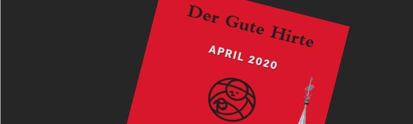 Gemeindebrief April 2020 erschienen
