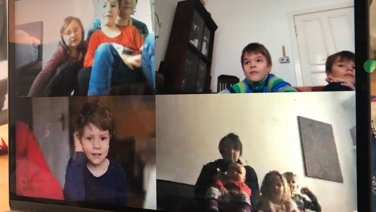 Und es hat Zoom gemacht: Kindergottesdienst jetzt online