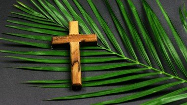 Palm Sunday - Holy Week at Home