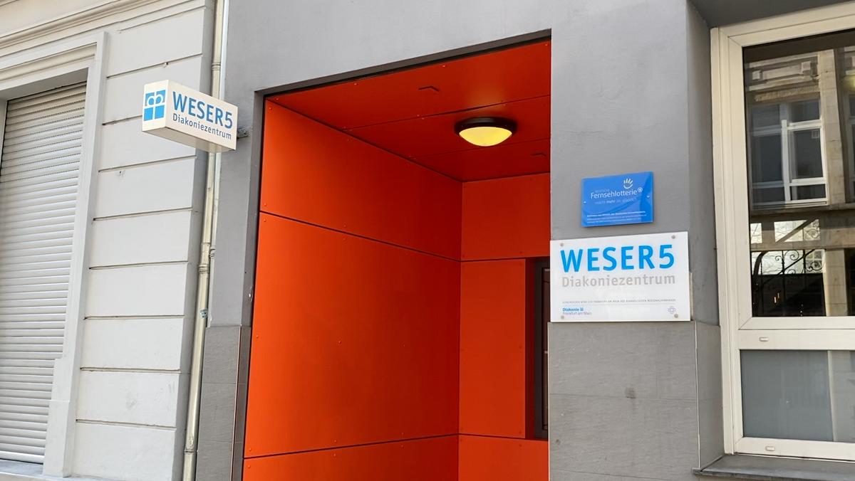 Hilfe für Weser5