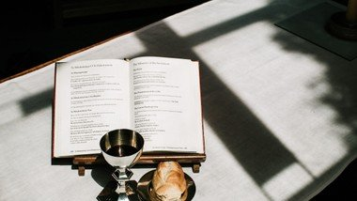 Holy Communion - Wednesday