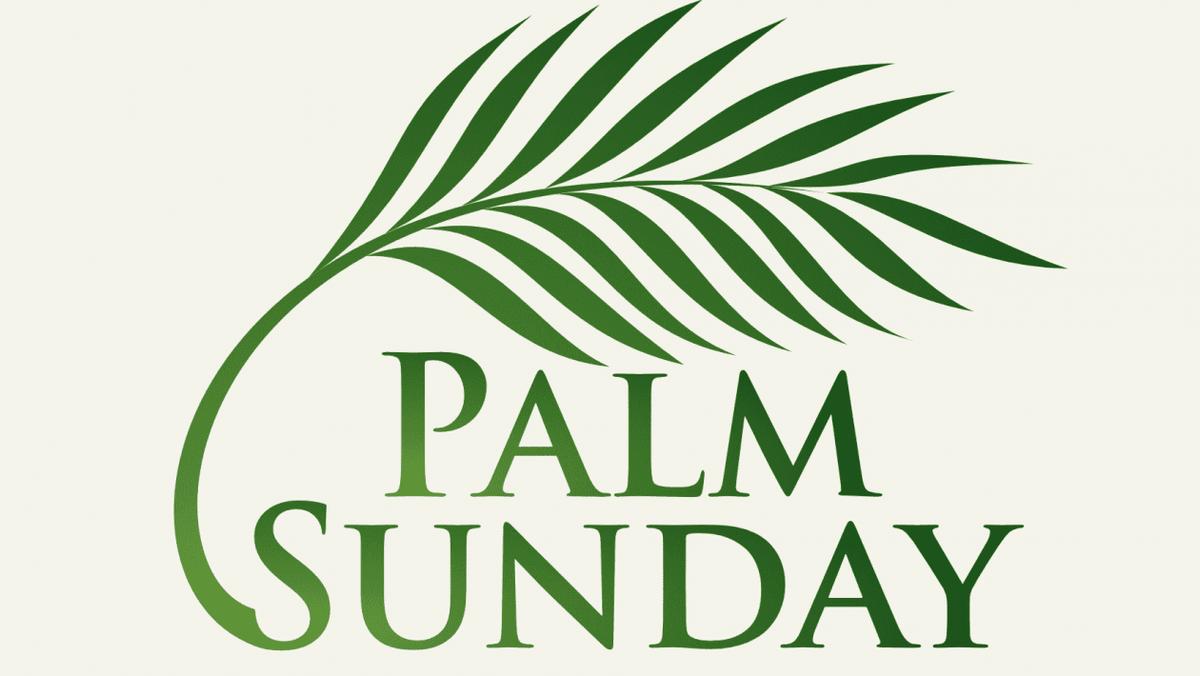 Palm Sunday Quiz
