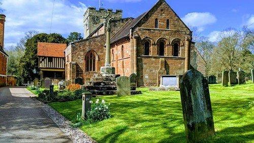 Berkswell Church Newsletter 4th April