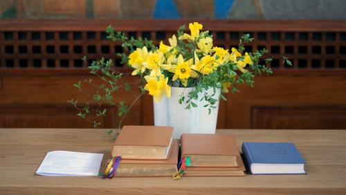 Påske i Lindevang Kirke 2020