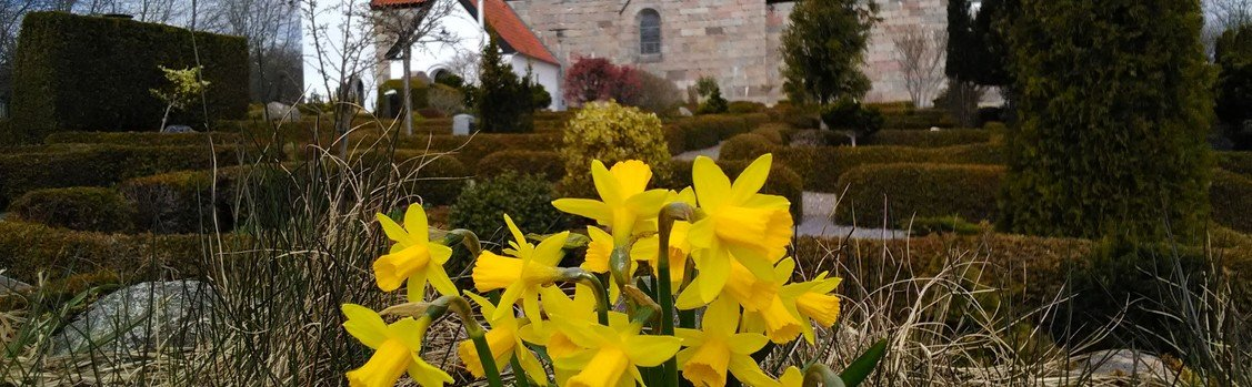 Påskehilsen fra Svenstrup kirke