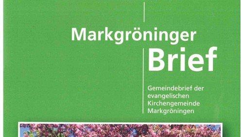 Markgröninger Brief 190 - April 2020