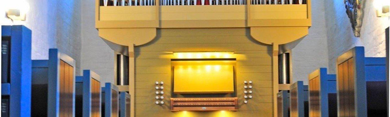 Vejlby kirkes musikservice i påskeugen