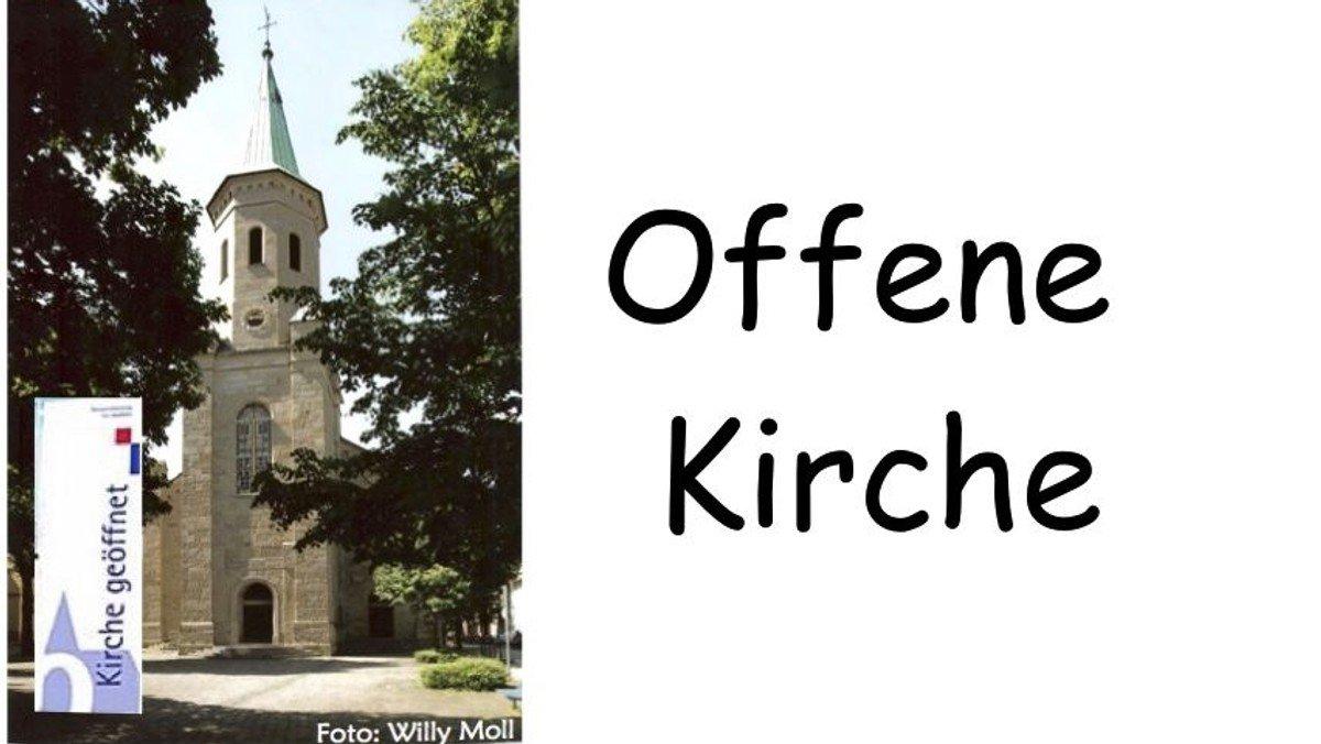 Offene Kirche in Haspe