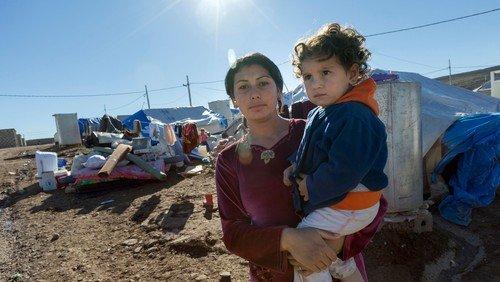 Helfen Sie Flüchtlingen