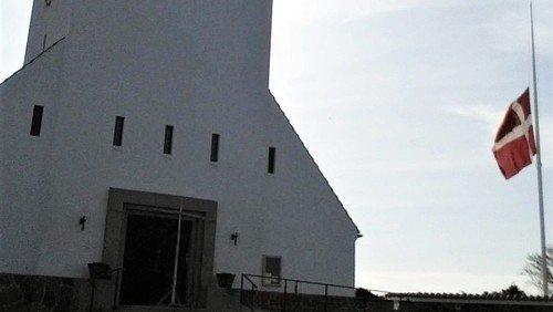 Langfredagsgudstjeneste - kan ses fra fredag d. 10. april kl. 10.30