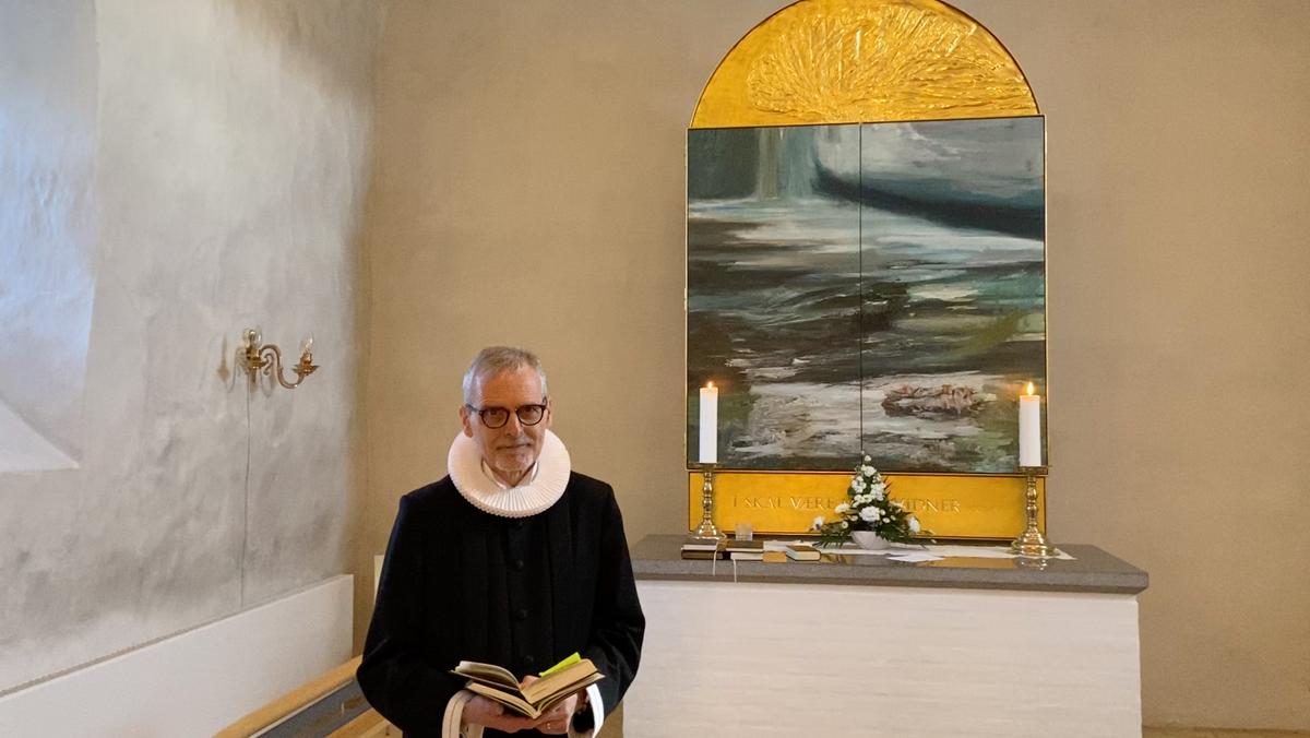 Langfredag andagt fra Farsø Kirke