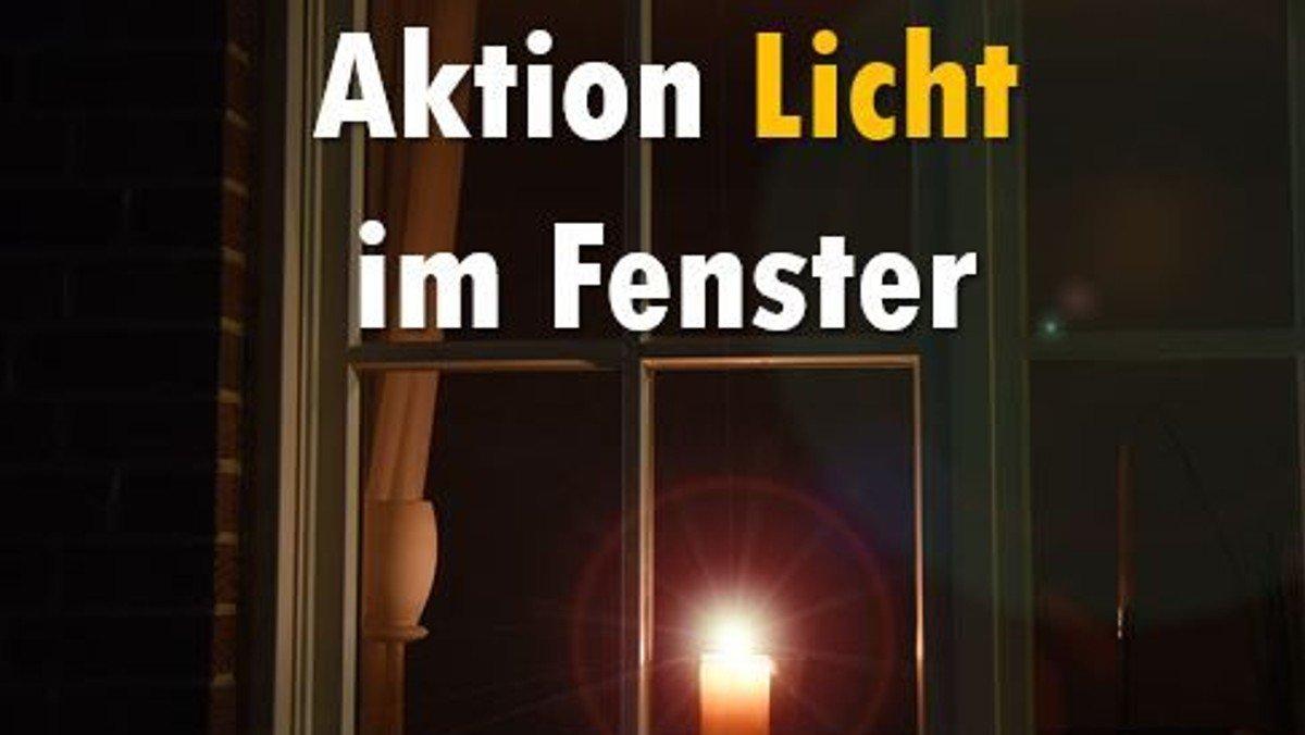 Osternacht 22 Uhr - Aktion Licht im Fenster