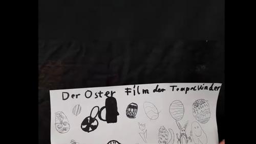 Der Osterfilm der Tempelkinder