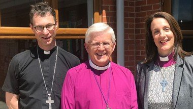 An Easter 2020 message from the three bishops of the Blackburn Diocese