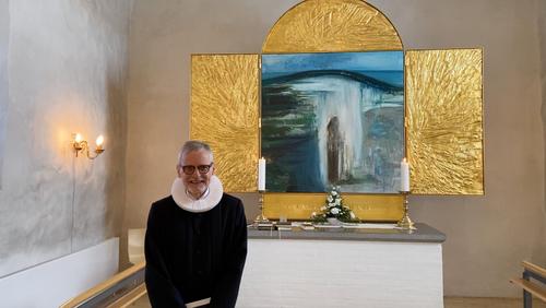 Påskedags andagt fra Farsø Kirke
