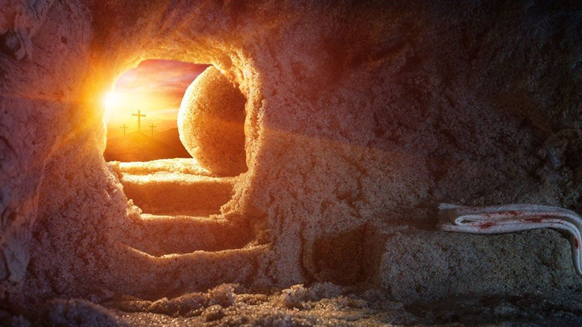 A eucharist for Easter Day