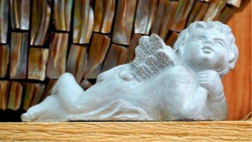 Engel haben Flügel