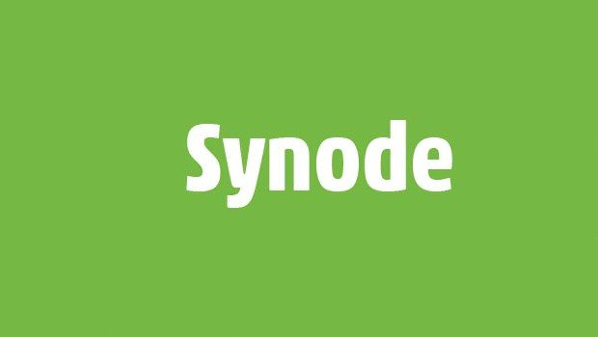 Verlegt: Konstituierende Sitzung der Synode