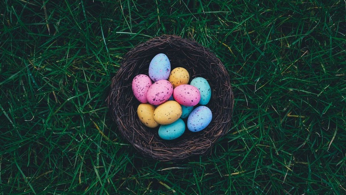 Easter is Awkward... But It's Not Over
