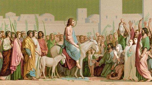 Prædiken Palmesøndag