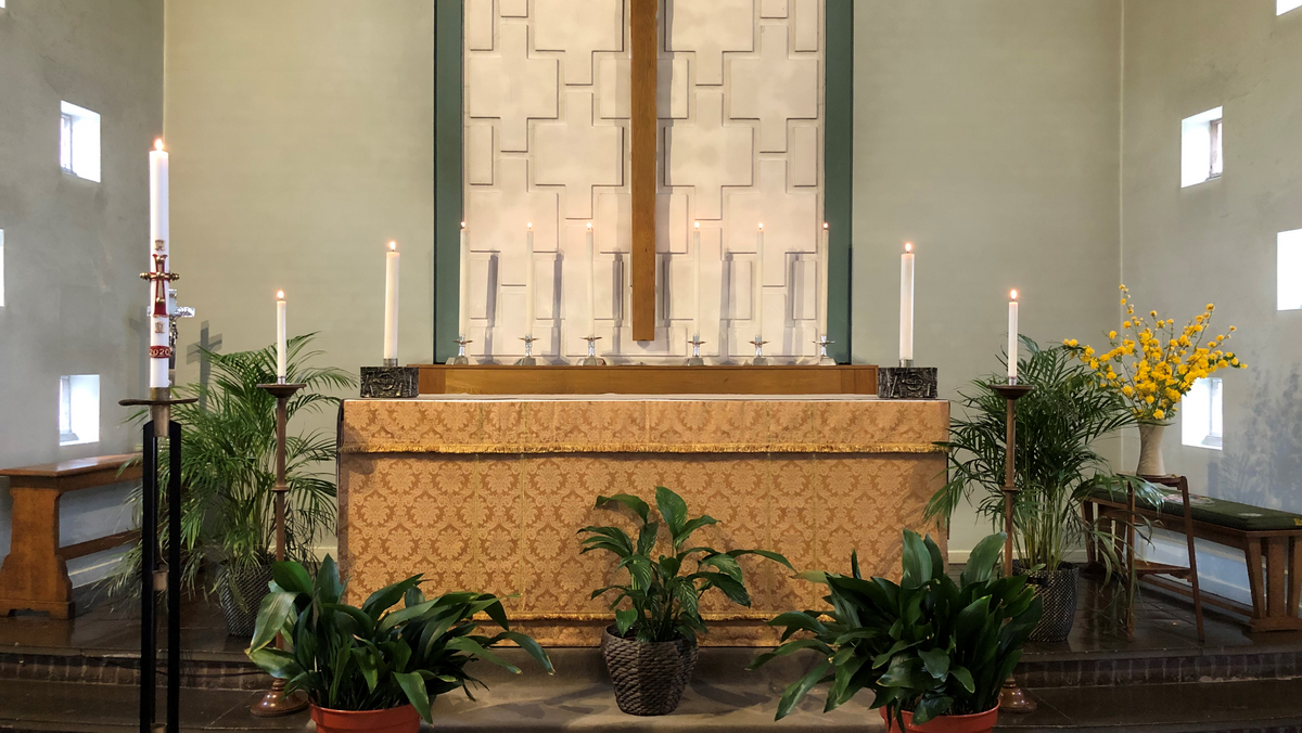 Worship for the Second Sunday of Easter 19th April 2020