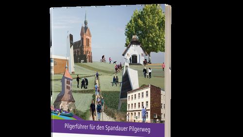 Pilgerführer, Pilgerpass, Wegekarte und Pilgertuch