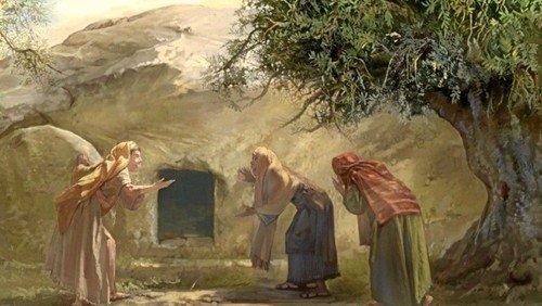 Prædiken Påskedag