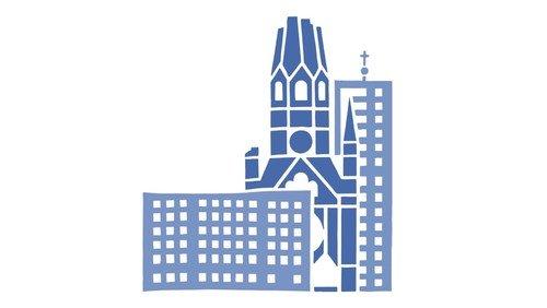 Kircheneintritsstelle geöffnet