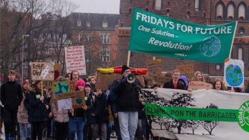 Diesen Freitag ist internationaler Klimastreik – aber natürlich im Netz!