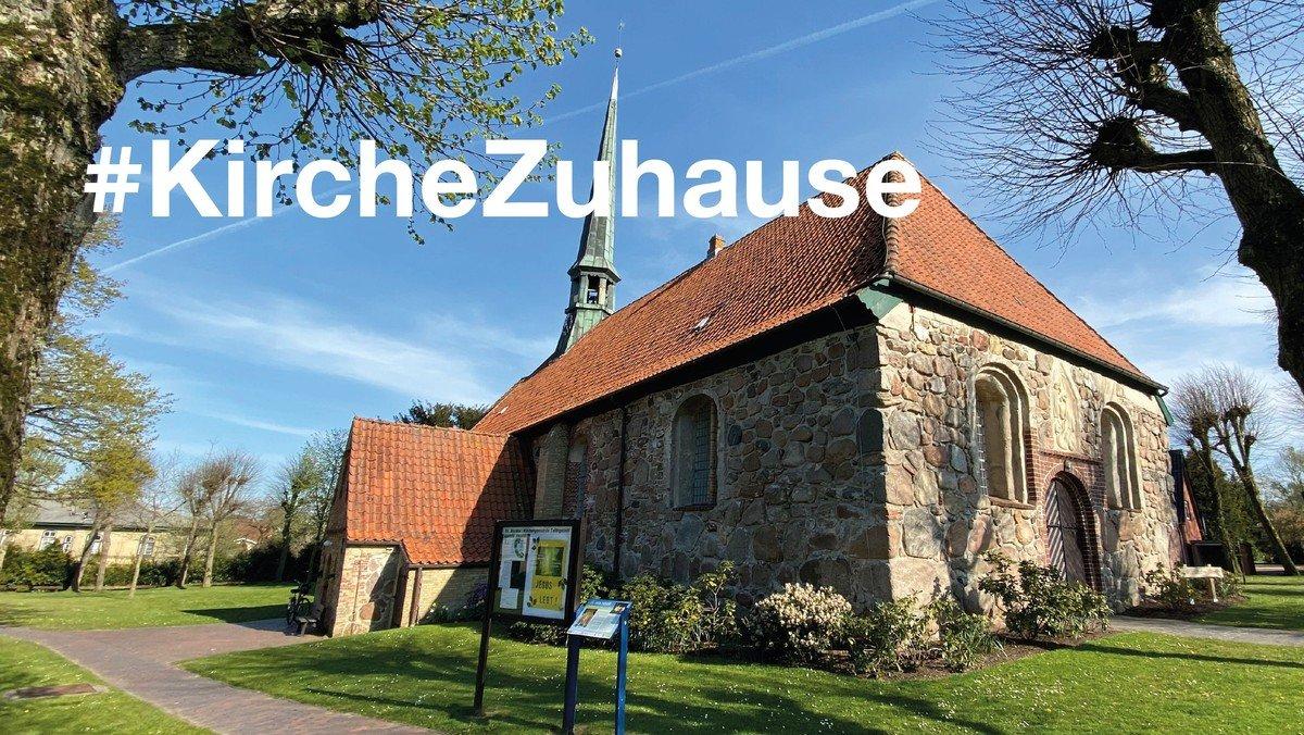 #KircheZuhause: Hier laufen Gottesdienste