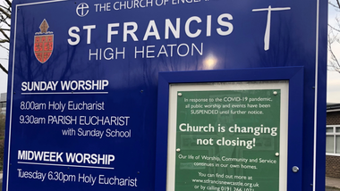 Notices for Sunday 26th April 2020