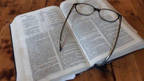 Bible Blog- Eat This Book!