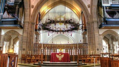 Worship for Easter 3 from Blackburn Cathedral