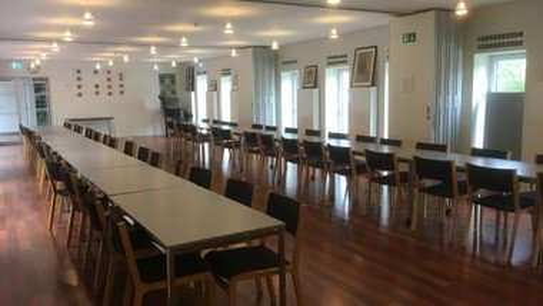 Kirken låner lokaler ud til børneinstitution