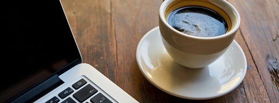 Join us for our virtual coffee morning