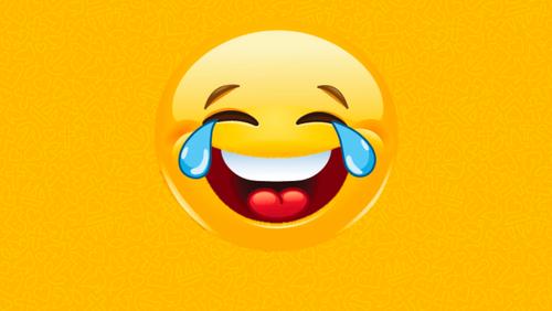 Smiler Gud egentlig?