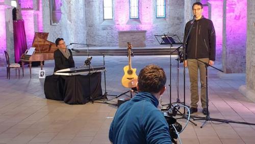 Benefiz Online-Live-Konzerte aus der Marienkirche Aken (Elbe)