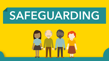 We are all responsible for Safeguarding.