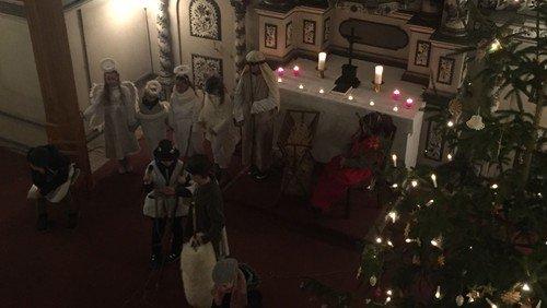 Heiligabend 2019 in Schadeleben