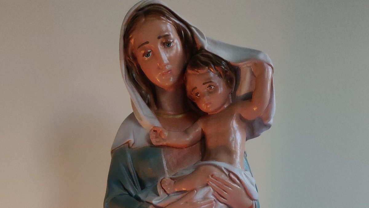 Magnificat: Words & music in honour of the Blessed Virgin Mary