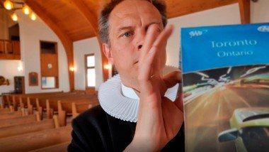 Video-worship from the Danish Church - about finding you way