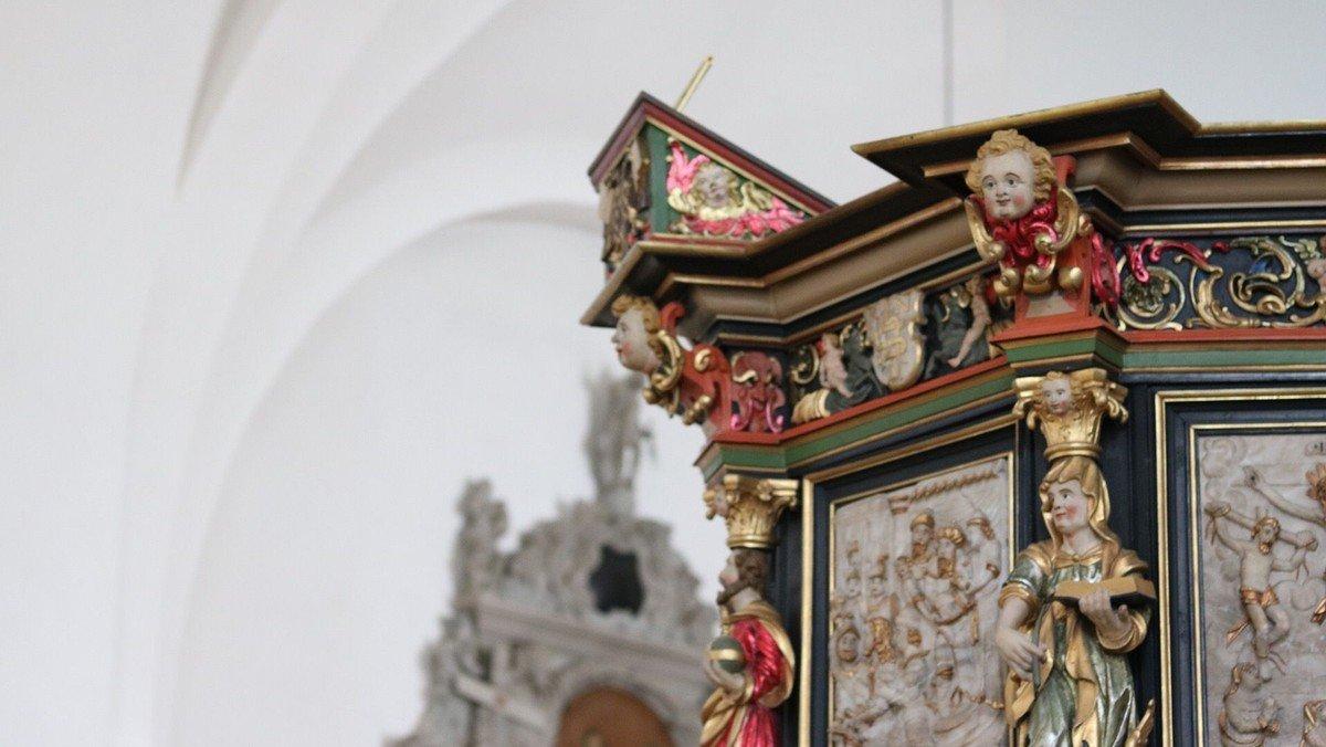 Om prædikestolen - ved Henrik Vejlgaard