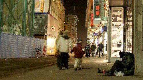 Obdachlose gezielt ansprechen