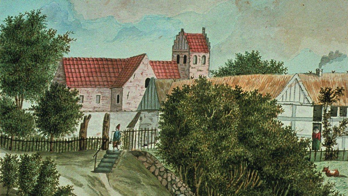 Bededag i Søllerød Kirke
