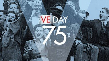 A service to commemorate the 75th anniversary of VE Day