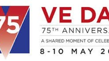 Reverend Yvonne VE day