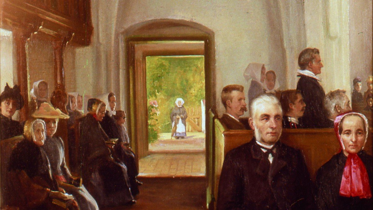 4. søndag efter påske i Søllerød Kirke