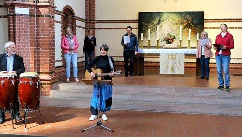 Video-Gottesdienst am Sonntag Kantate, 10. Mai 2020