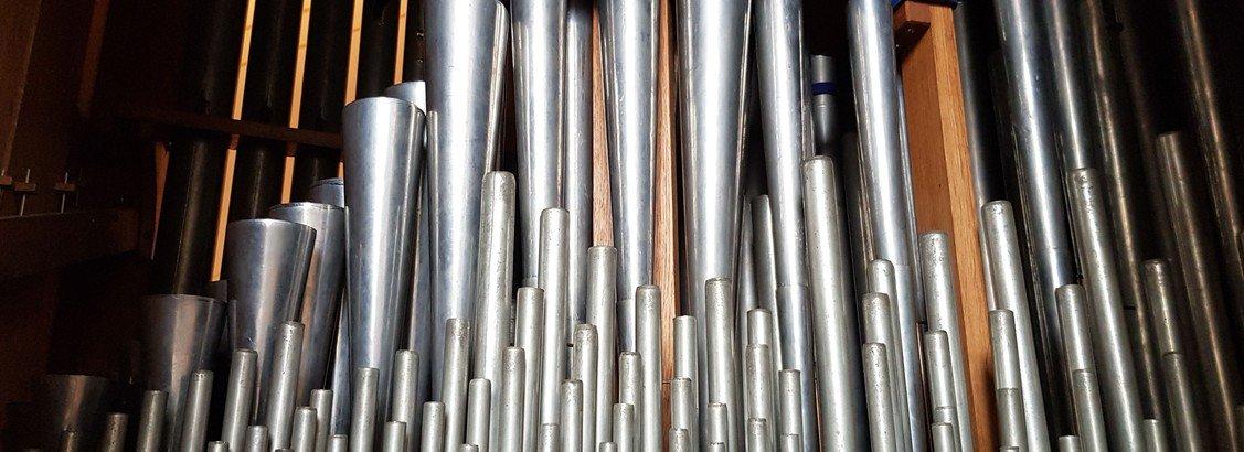 Virtuelles Orgelkonzert von Jens Christian Peitzmeier