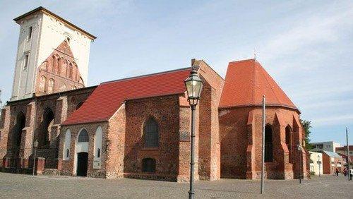 Wir feiern wieder in der Marienkirche Wriezen